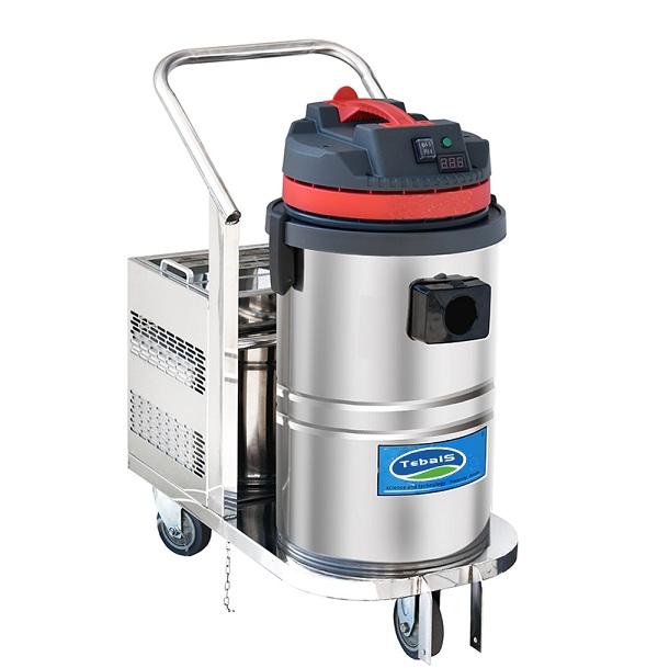 钟祥冶金行业工业吸尘器哪里有卖的 欢迎咨询 武汉驰诚清洁设备供应