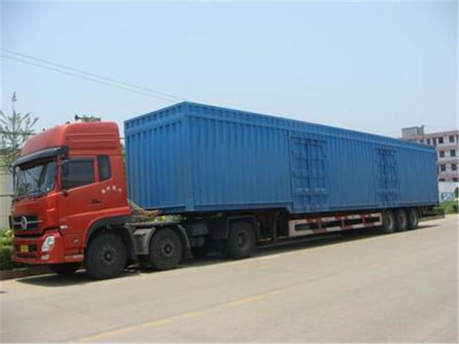 蘇州到大豐區整車運輸 江蘇騰豐物流供應