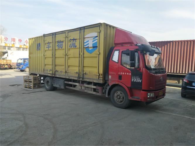 蘇州到遷安物流專線 江蘇騰豐物流供應