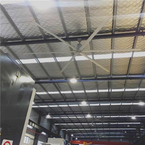 上海商业直流永磁大吊扇永磁无刷工业吊扇省电降温 上海爱朴环保科技供应
