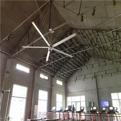 上海永磁無刷工業吊扇車間散熱 上海愛樸環保科技供應