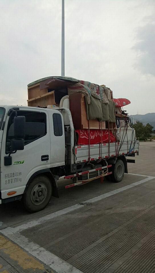 河南搬家一般多少錢 南陽市達成搬家服務供應