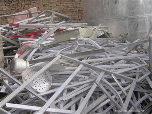 扬州废铝回收哪里有 苏州奇顺物资回收供应