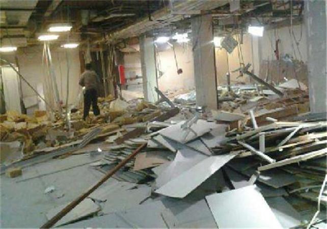鎮江酒店拆除哪里有 蘇州奇順物資回收供應
