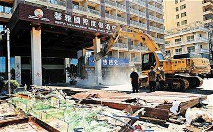 南通酒店拆除施工廠家 蘇州奇順物資回收供應