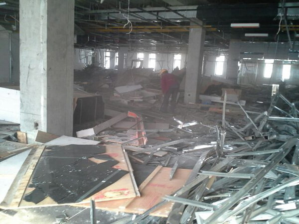南通工業廠房拆除 蘇州奇順物資回收供應