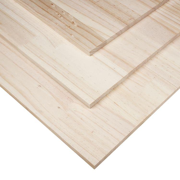 山东直销松木集成材 客户至上 临沂市兰山区百信木业板材供应