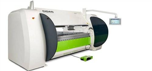 剪板机板料处理系统