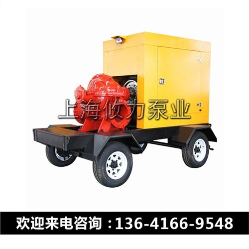 智能柴油机水泵
