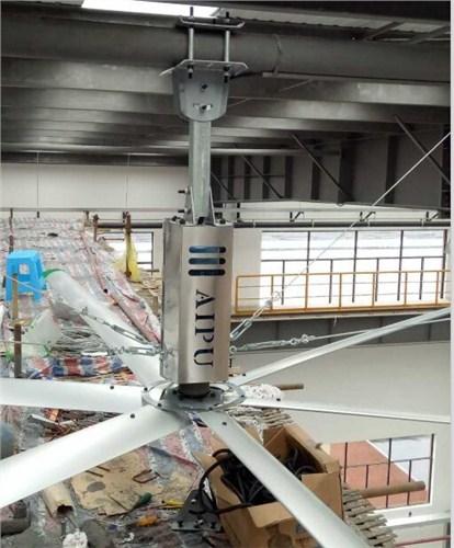 上海工廠大型通風扇大直徑吊扇定制直流吊扇