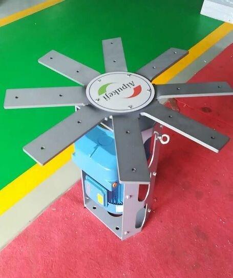 上海8米工业大风扇节能环保 上海爱朴环保科技供应