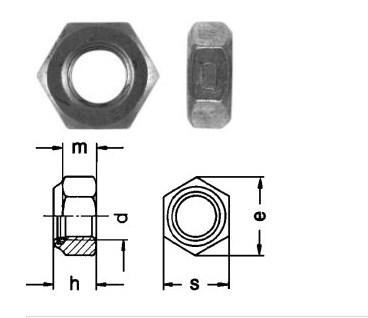上海专业DIN980V锁紧螺母优质商家 诚信经营 栢尔斯道弗供应