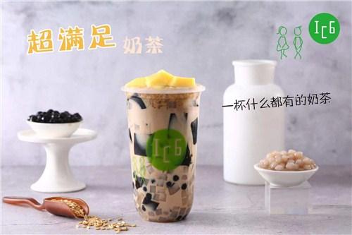台湾古草味茶饮品牌告诉你喝奶茶的好处
