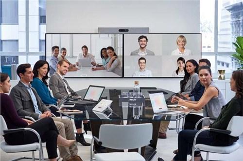 思科人工智能视频会议Webex Room系列