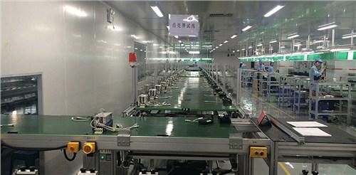 POS机装配生产线
