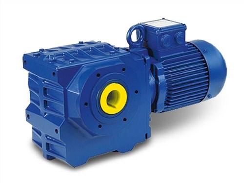 德国保尔BS系列蜗轮蜗杆齿轮减速电机