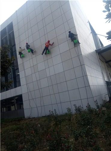 苏州外墙清洗公司对外墙清洗操作人员的要求