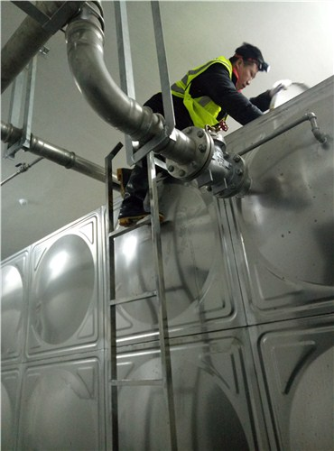 苏州吴江专业水箱、水池清洗服务项目—良致水箱清洗
