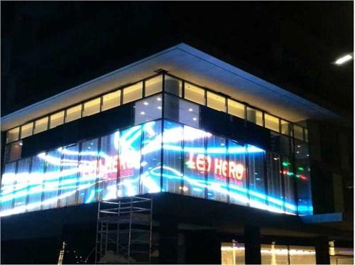 福建LED全彩显示屏