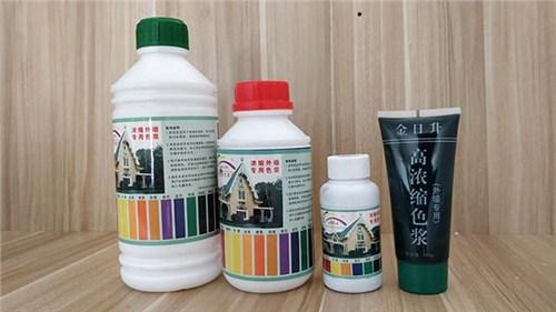 福建内墙乳胶漆色浆供应