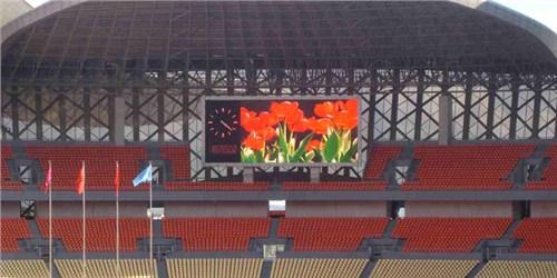 LED体育场馆显示屏