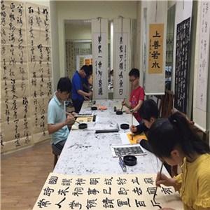 浦东软笔书法培训学校