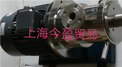 管道胶体磨泵