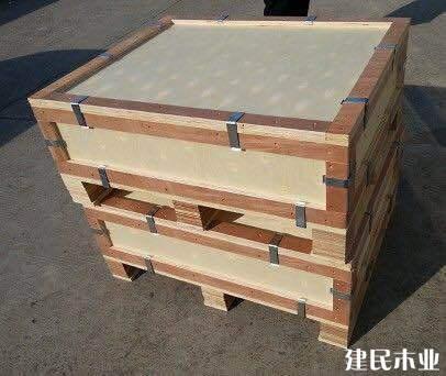 卡扣木箱是什么?建民木业专业解答