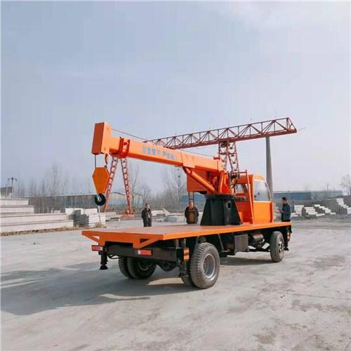 山东厂家直销园林吊树球5吨随车吊 欢迎来电 济宁市恒泰源工程机械供应