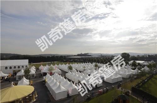 上海尖顶篷房销售