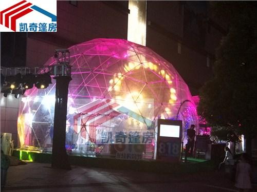 上海球形篷房生产厂家