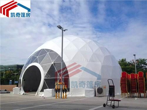 北京圆形篷房租赁价格