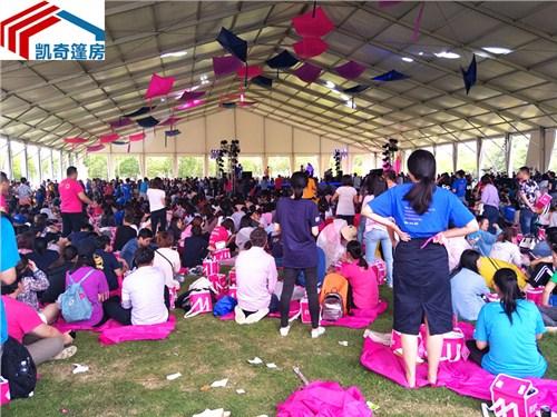 上海活动篷房厂家直销