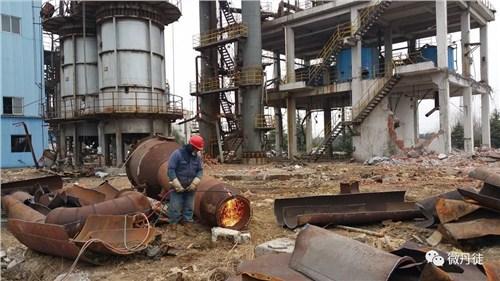 苏州室内钢架拆除回收