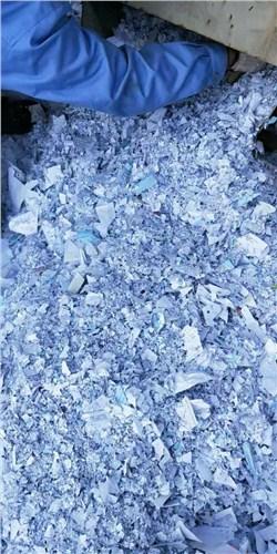 上海保密文件报废-上海合同报废-上海文件报废 金德福供