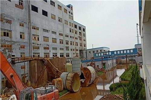 钢结构厂房拆迁回收