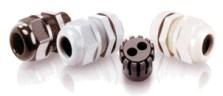 多孔型尼龙电缆防水固定头