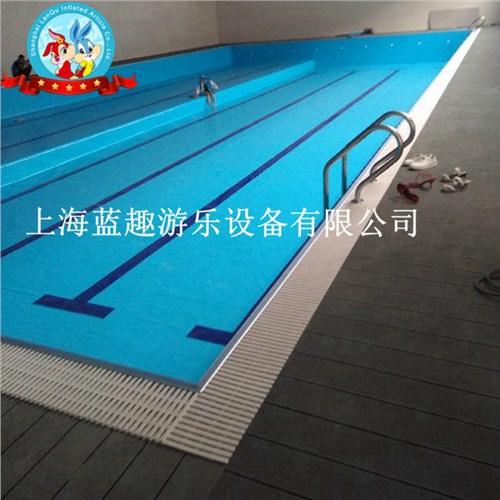 钢结构拼装式泳池