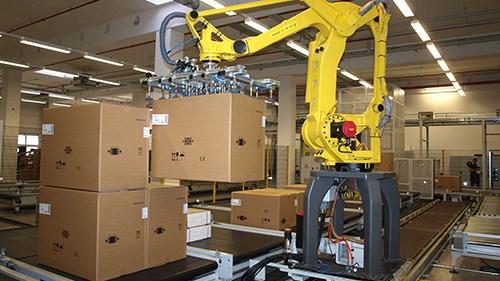 浙江智能德国库卡机器人销售价格「博雷斯特供应」