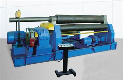 河北液压摆式卷板机