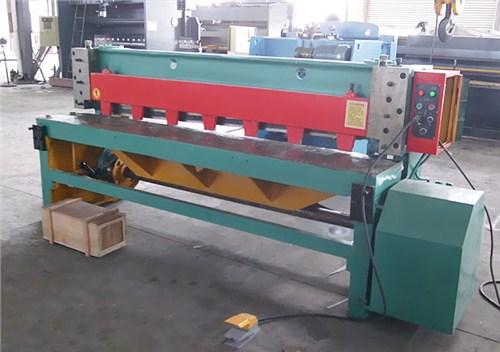 山西QC12K剪板机