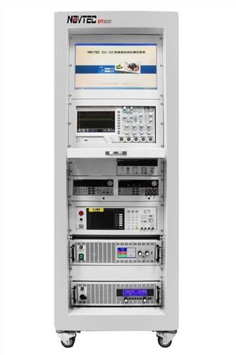 DCDC-OBC测试系统