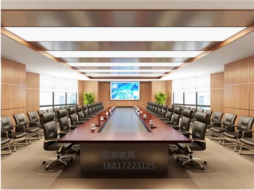小型会议室会议桌定制找哪家
