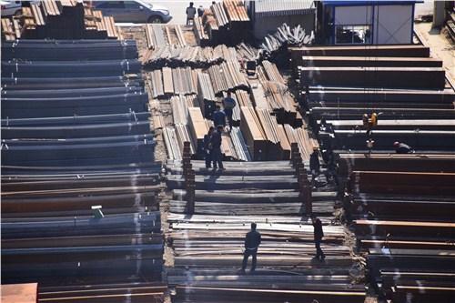 贵州型钢 钢铁加工厂 优质推荐 云南品溢实业集团供应