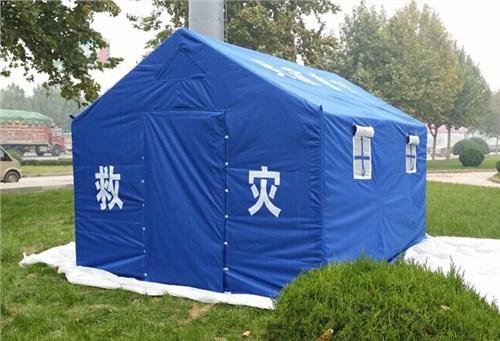 上海救灾帐篷