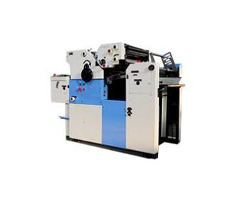 无纺布平版印刷机