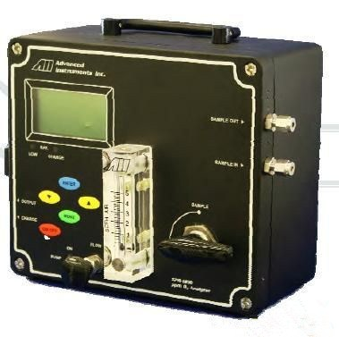 嘉定区美国AII便携式微量氧气分析仪择优推荐 以客为尊 嵘沣供应