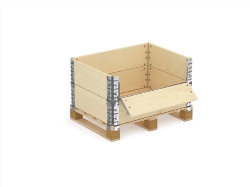 奉贤区围板箱卡扣木箱上门安装 客户至上 嵘沣供应