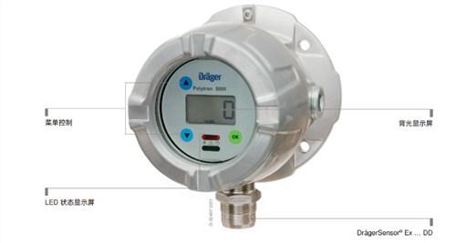 嘉兴直销德尔格固定式可燃气体检测仪polytron5200