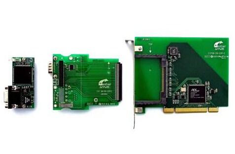 德国赫优讯(Hilscher)通信模块双端口存储器